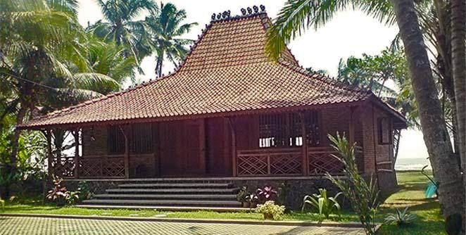 Rumah Joglo Sambolo